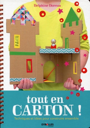 Doreau, Delphine- Tout en carton !