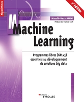 Massih-Reza Amini - Machine learning - 2e édition
