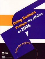 Doing business - Pratique des affaires en 2006