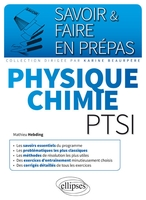 Physique-chimie PTSI