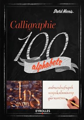 David Harris- Calligraphie 100 alphabets