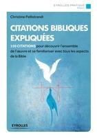 C.Pellistrandi - Citations bibliques expliquées