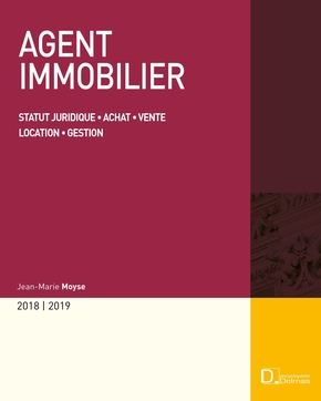 Agent immobilier - 2018-2019