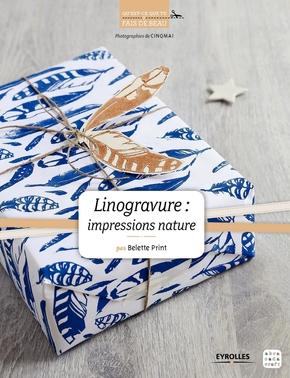 M.Labalette- Linogravure : impressions nature