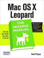 Mac OS X Leopard - The Missing Manual