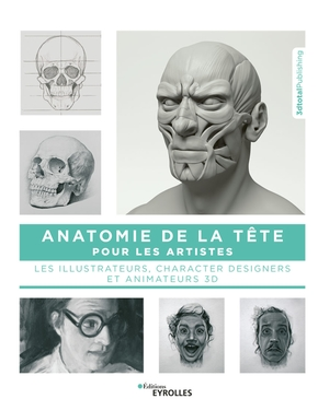 3dtotal Publishing- Anatomie de la tête pour les artistes