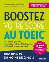 E.Buckwalter, P.Levanti, J.Studer-Laurens - Boostez votre score au TOEIC
