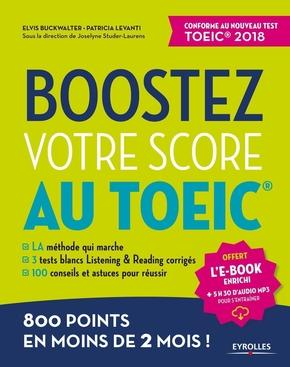 E.Buckwalter, P.Levanti, J.Studer-Laurens- Boostez votre score au TOEIC