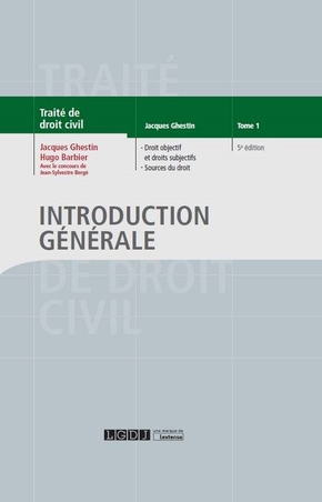 Introduction generale 5eme edition