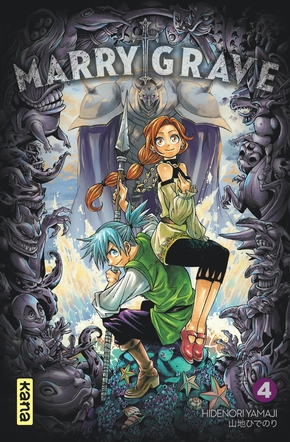 Marry grave - Tome 4