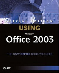 Using Microsoft Office 2003 Special Edition