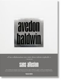 Richard avedon, james baldwin. sans allusion
