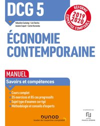 DCG 5 - Economie contemporaine - 2019-2020
