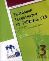 Photoshop, illustrator et Indesign CS5