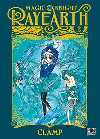Magic knight rayearth - Tome 02