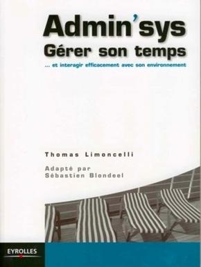 Thomas A. Limoncelli, Sébastien Blondeel- Admin'sys