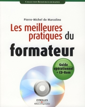 P.-M.do Marcolino- Les meilleures pratiques du formateur - fourni avec cd rom