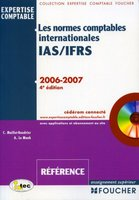 Les normes comptables internationales IAS/IFRS - 2006/2007