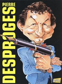 Pierre Desproges en BD