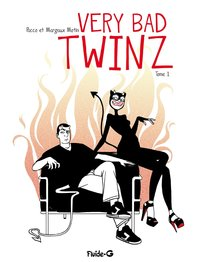 Very Bad Twinz - Tome 1