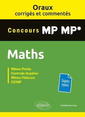 Maths concours MP-MP*
