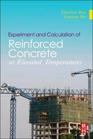 Experiment and calculation of reinforced concrete at elevated tempratures
