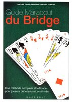 Guide Marabout du bridge