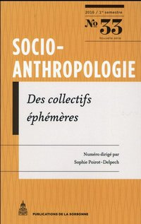 Socio-anthropologie n ° 33