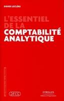 Didier Leclère - L'essentiel de la comptabilité analytique