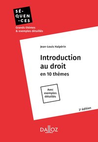 Introduction au droit - 2e ed.
