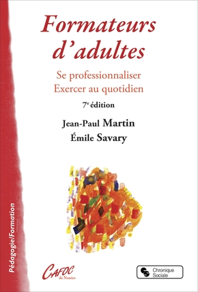 Formateurs d'adultes