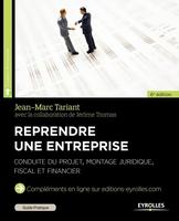 Thomas Jérôme - Reprendre une entreprise
