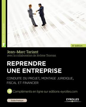 Thomas Jérôme- Reprendre une entreprise