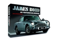 James Bond - 101 voitures de légende