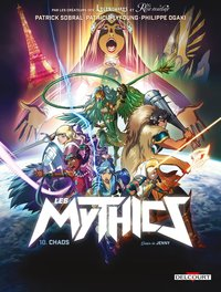 Les mythics - Tome 0