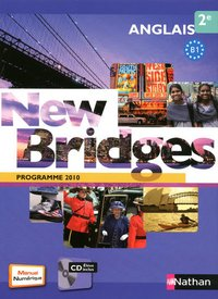 Anglais 2e New Bridges