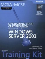 Upgrading your certification to Microsoft Windows server 2003