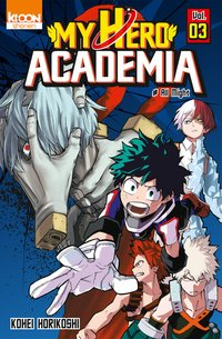 My hero academia - Tome 03
