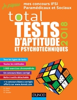 Total - Tests d'aptitude et psychotechniques - 2018