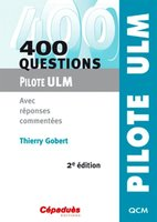 400 questions pilote ULM
