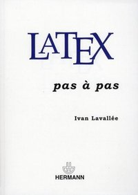 LaTeX pas à pas