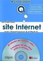 Cédric Bergé - Je cree mon site internet avec dreamweaver 8 et flash 8. 60 minutes de cours en