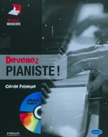 Cécile Palanque - Devenez pianiste