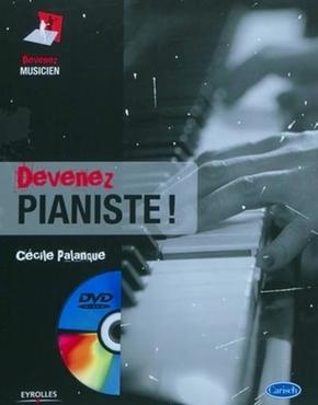 Cécile Palanque- Devenez pianiste