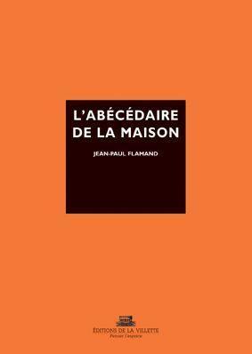 L Abecedaire De La Maison Jean Paul Flamand Librairie Eyrolles