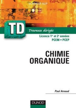 Chimie organique - TD - DEUG Sciences