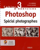 Cahier n° 3 d'exercices Photoshop