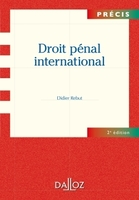 Droit pénal international (2e édition)