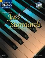 Jazz standards piano +cd