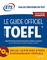 J.Studer-Laurens, Educational Testing Service (ETS) - Le Guide officiel du test TOEFL